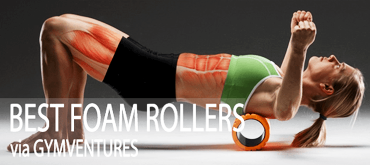 10 Best Foam Rollers for Muscle &  Back Exercises
