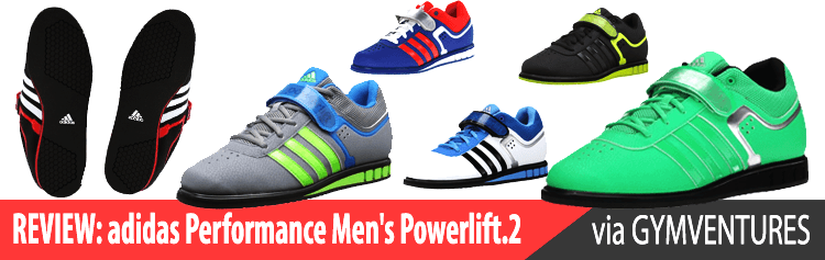 Adidas Powerlift.2 Trainer Shoes Review
