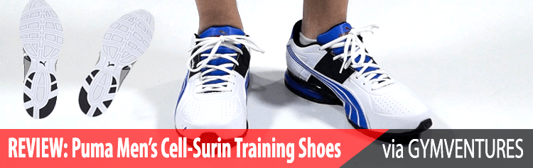 PUMA Men's Cell Surin Cross-Training Shoes Review