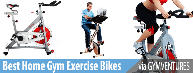 10 Best Exercise Bikes for At-Home Cycling