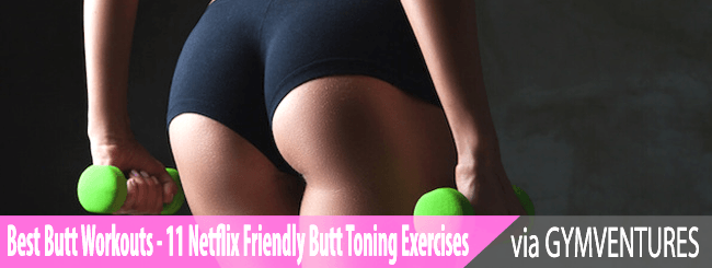 Best Butt Workouts: 11 Glute Exercises You Can Do at Home