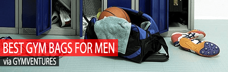 10 Best Gym Bags for Men (& Buying Guide)