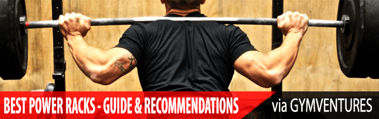 10 Best Power Racks Reviewed (& Guide on Using Them)