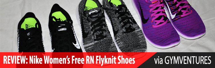 Nike Women's Free RN Flyknit Running Shoes Review