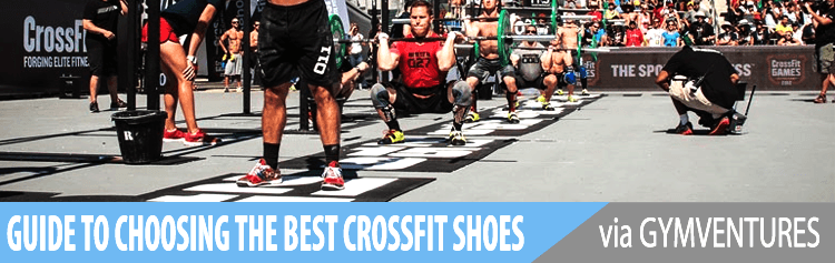 10 Best Crossfit Shoes (Guide for Men & Women)