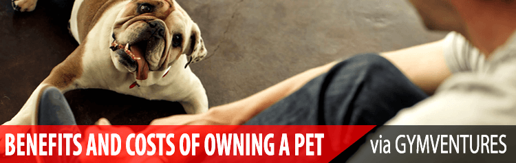 Health Benefits and Costs of Owning a Pet [+ Infographic]