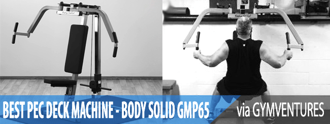 Best Pec Deck Machine - Reviewing the Body Solid GPM65