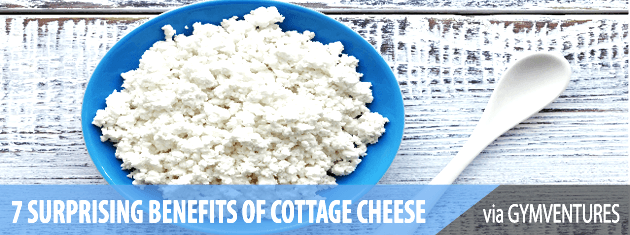 7 Surprising Benefits of Cottage Cheese
