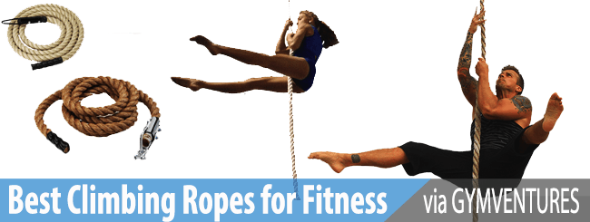 5 Best Climbing Ropes for Developing a Strong Upper Body