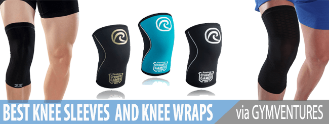 10 Best Knee Sleeves & Wraps for Lifting & Running