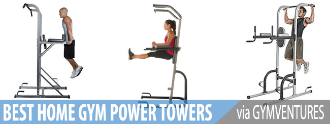 10 Best Power Towers for Upper Body & Core Workouts