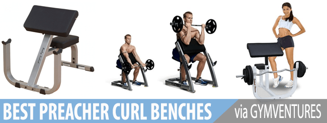 10 Best Preacher Curl Benches for Effective Arm Workouts