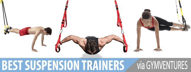 10 Best Suspension Trainers for Serious Hang Time