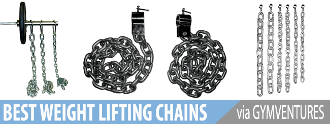 5 Best Weight Lifting Chains for Strength & Conditioning