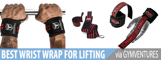 10 Best Wrist Wraps for Lifting Effectively & Safely
