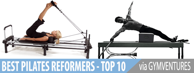 10 Best Pilates Reformer Machines for Home Use