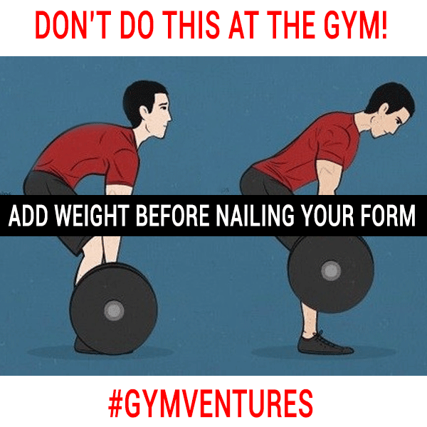15 Things You Should Never Do At The Gym