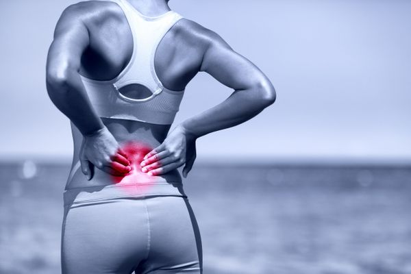 Exercising with Lower Back Pain: Should You Work Through the Pain?