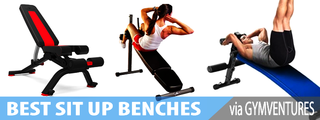 10 Best Sit-Up Benches for Your Home Gym