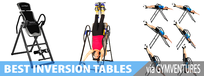 10 Best Inversion Tables for Your Home