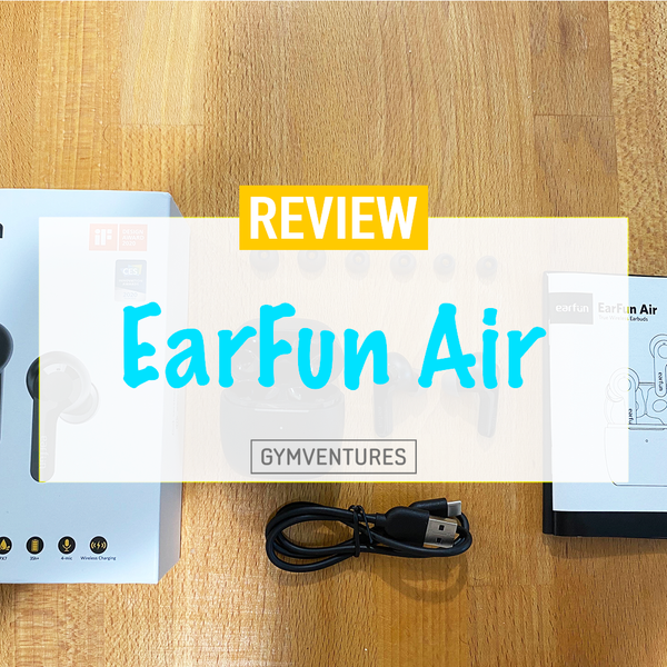EarFun Air Earphones Review