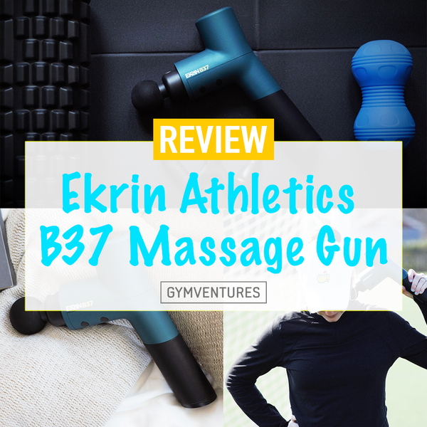 Ekrin Athletics B37 Massage Gun Review