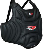 Rdx Boxing Belly Pad Chest Guard Mma Body Protector Martial Arts Rib Shield Armour Taekwondo Training 2