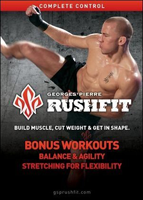 Rushfit Georges St Pierre 8 Week Ultimate Home Training Program For Mma