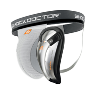 Shock Doctors Men Power Supporter Mma Groin Cup Protective Gear