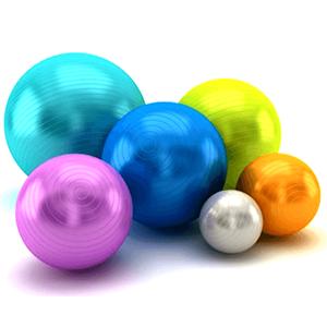 Stability Ball Exercise Ball Equipment