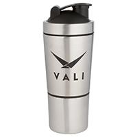 Vali Stainless Steel Shaker Bottle