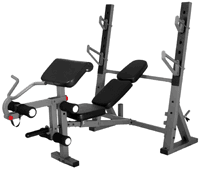Xmark International Top Olympic Weight Bench Choice