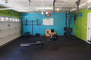 A Pure Way To End This List, This Garage Gym Photo Is A Perfect Example Of An Organized Home Gym.