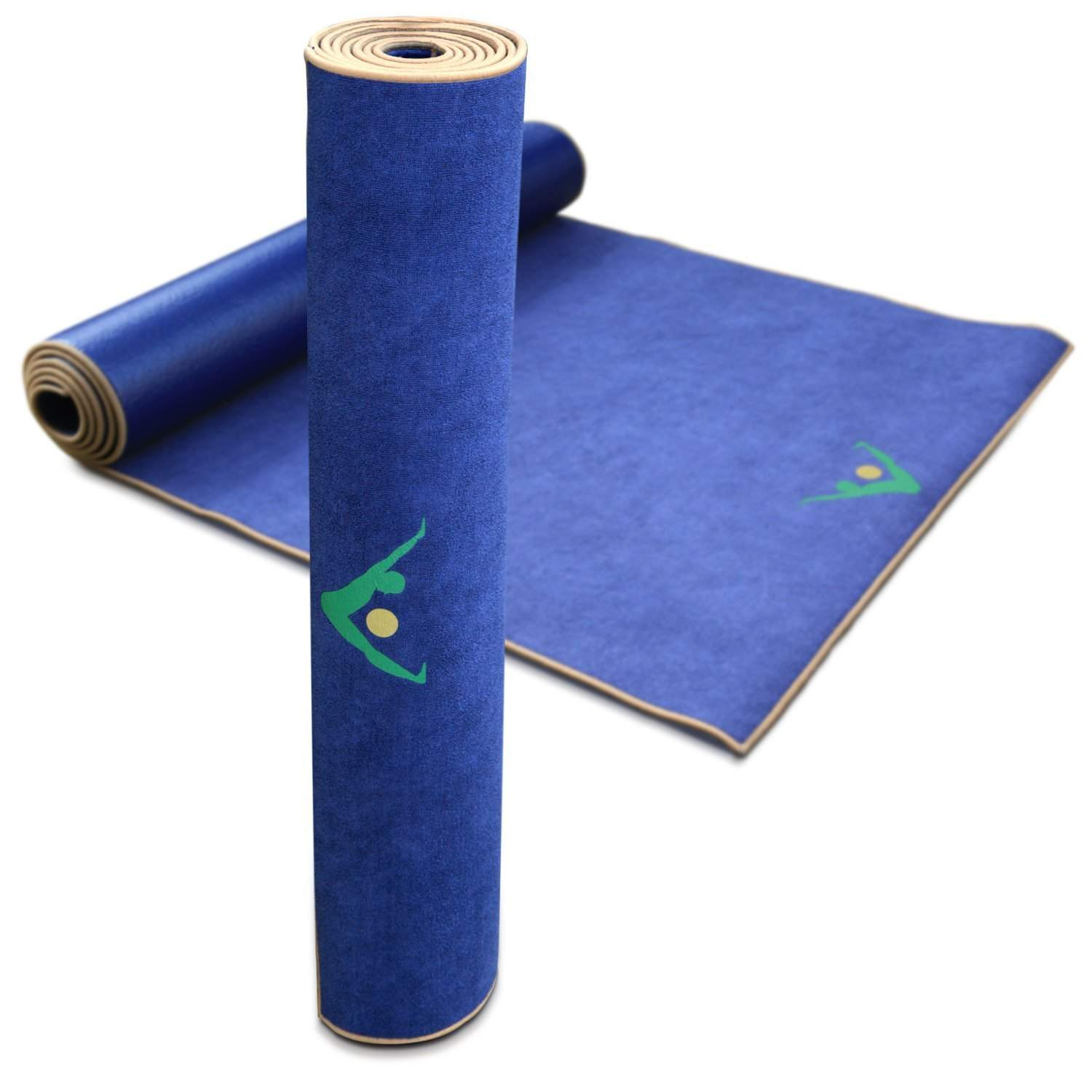 Aurorae Premium Non Slip Hot Yoga Mat One of the Best Yoga Mats Available