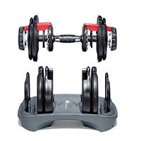 Bowflex Selecttech Mechanism