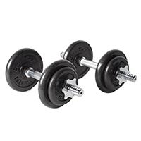 Cap Barbell 40 Pound Adjustable Dumbbell Set