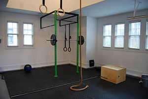 Designed With One Goal In Mind Which Is Strength Also Simplicity Box Jumps Squats Rope To Climb And Wall Ball