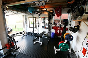 100 garage gym ideas  inspirational home gym photos