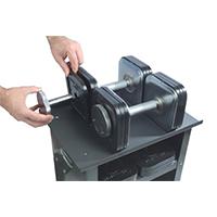 Ironmaster Quick Lock Adjustable Dumbbell System