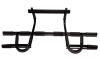Functional Fitness Deluxe Free Standing Pull Up Doorway Chin Up Bar