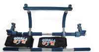 Gorilla Gym Power Fitness Package Pull Up Bar Pullup Extender And Ab Straps