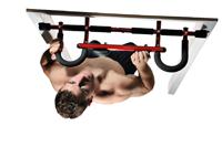Stamina Boulder Fit Door Gym Pull Up Bar For The Home Gym