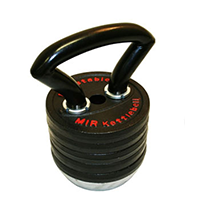 Mir - Pro 83lbs Adjustable Kettlebell
