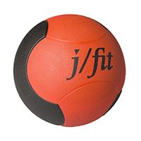 J Fit Premium Rubberized Medicine Ball