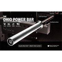 20 Kg Rogue Ohio Bar