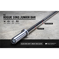 Rogue 10 Kg Junior Bar