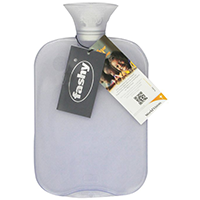 Transparent Classic Hot Water Bottle