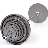 Barbells Plus Weighted Plates