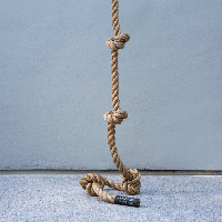 Crossfit Climbing Rope