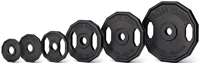 Olympic Bumper Plates Crossfit Equipment